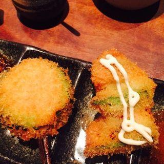 ゴーヤチャンプル(串はん (くしはん))