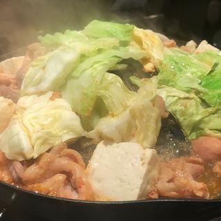 ホルモン鍋(ちゃぶマイル )