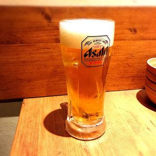 生ビール(しゃぶしゃぶ温野菜 中目黒店 )