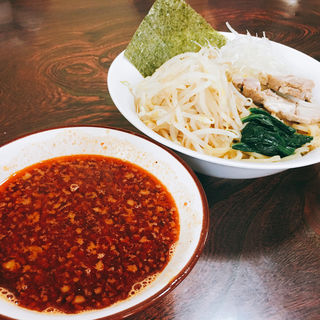 辛つけ麺(居酒屋タコ一 )