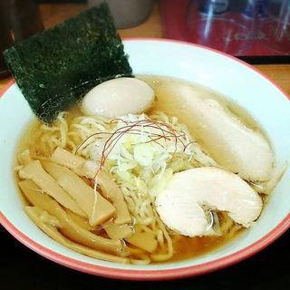 味玉醤油ラーメン(麺や 陽風 )