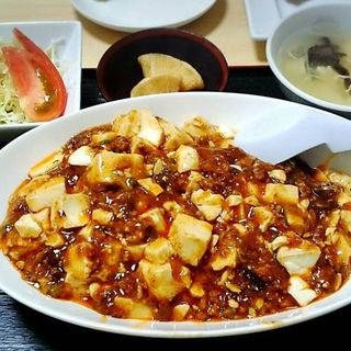 麻婆豆腐丼(中国四川料理 仁 )