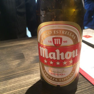 マオウビール(ラ コピータ (Bar La Copita))