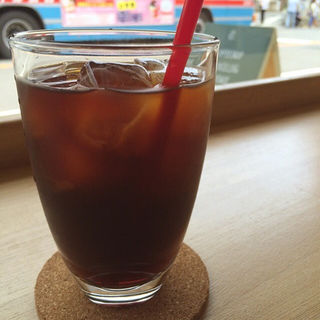 ブレンドアイスコーヒー(モデラートロースティングコーヒー )