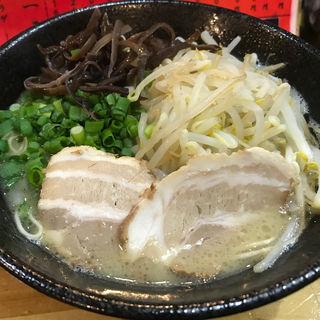 もやしラーメン(麺や 五右衛門)