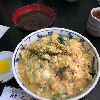 唐揚げ丼(とり安)