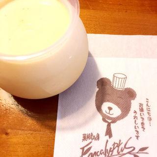 とろ〜り半熟ボトルぷりん(菓樹工房 ユーカリプティース (遊菓里茶屋))