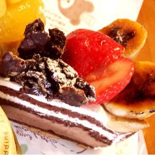 バナナショコラ(菓樹工房 ユーカリプティース (遊菓里茶屋))