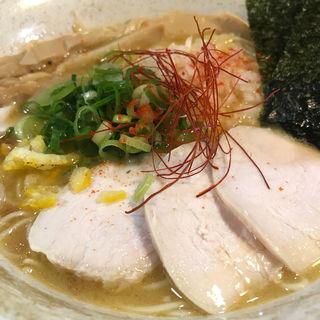 ABC-O鶏そば(麺匠 ようすけ 鶏煮亭)