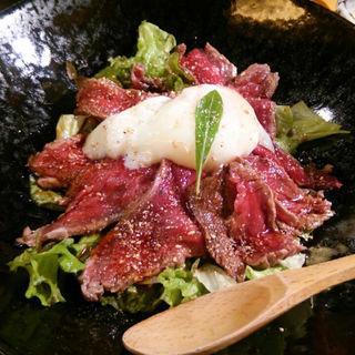 肉まみれ丼(晴ル家 )