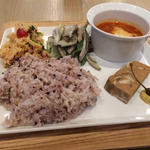 ランチ(nu dish Mousse Deli & Cafe (ニューディッシュ ムース デリ&カフェ))