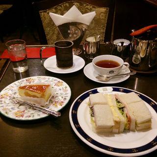 アフタヌーンティーセット(ロンドンティールーム 堂島店 (London Tea Room))