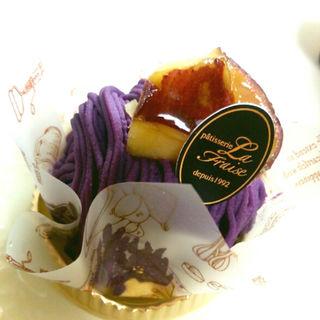 紫いものモンブラン(らふれーず 豊津店 )