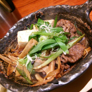 黒毛和牛のすき鍋ランチ(旬家 和しん )