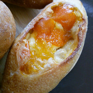 金柑とクリームチーズ(小さなパン屋 ノノン (nonon.))