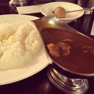 チキンカレー(プティフ・ア・ラ・カンパーニュ )