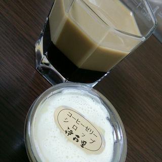 コーヒーゼリー(コーヒー屋伊万里 )