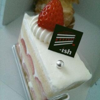 いちごのショートケーキ(Patisserie-ish)
