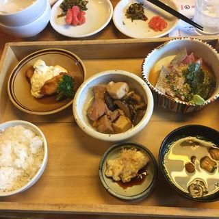 博多定食(博多ほたる 銀座店 )