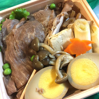 重ねすき焼き弁当(浅草今半 グランスタ店 (あさくさいまはん))