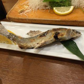 鮎塩焼き(いろは寿司 中目黒目黒川沿い店 )