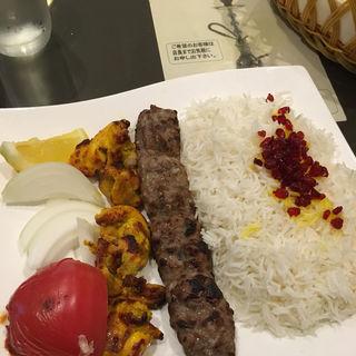 ライスクビデセット(アリアナレストラン (ARIANA Restaurant))