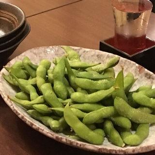 茶豆(へぎ蕎麦 村瀬 田町本店)