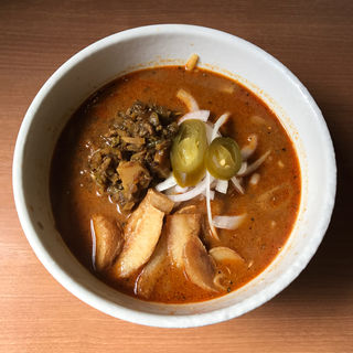 ガーリィ担々麺(ぐうぐうマンモス )