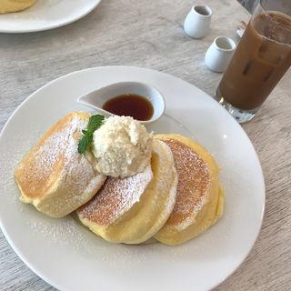 幸せのパンケーキ(幸せのパンケーキ 堀江店 (シアワセノパンケーキ))