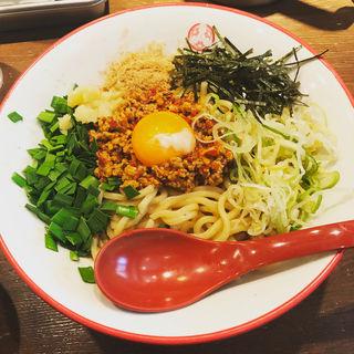 まぜそば(三田製麺所 御茶ノ水店 )