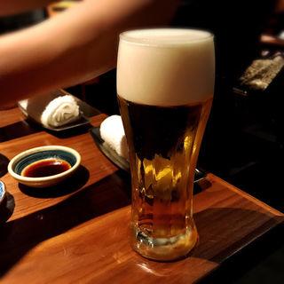 生ビール(いふう )