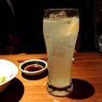 国産生レモンサワー