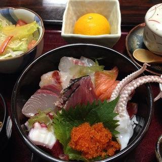 希 海鮮丼(一平寿司 )