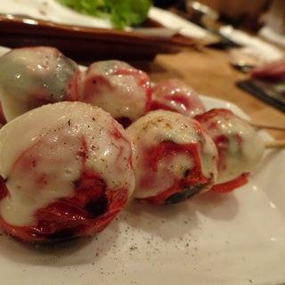 トマトチーズ(鶏山 )