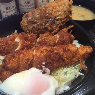 ソースささみかつ丼(松のや 貝塚店)
