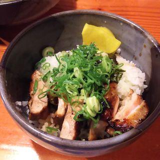 焼き鳥丼(鳥貴族 鹿島田店)