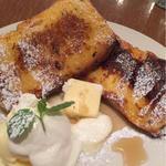 バターメープルフレンチトースト