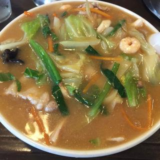 味噌チャンポン(チャイナタウン )