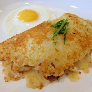 チキンハッシュ(egg)