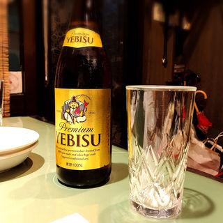 瓶ビール(エビス)(菜香 (サイカ))