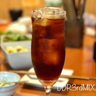くじら屋のアイスコーヒー(くじら酒場)