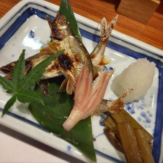 鮎塩焼き(割烹 むら井 (かっぽう むらい))