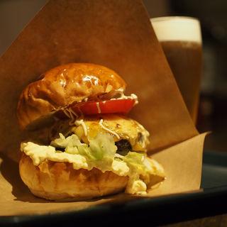 チーズバーガー(burgers)