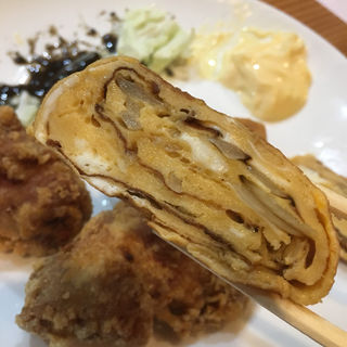 卵焼き(塩梅)