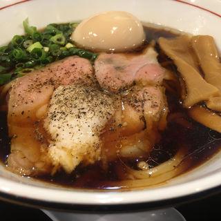 ポンバシブラック大(清麺屋)