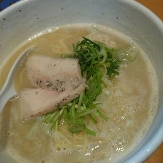 鶏SOBA塩(らーめん銀杏 )