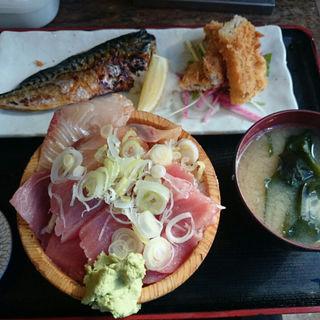日替り定食(タカマル鮮魚店 )