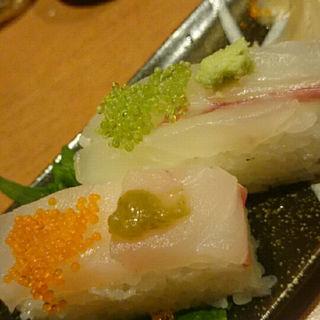 にぎり寿司(魚串 然 (うおぐしぜん))