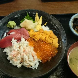 海宝丼(海宝丸)
