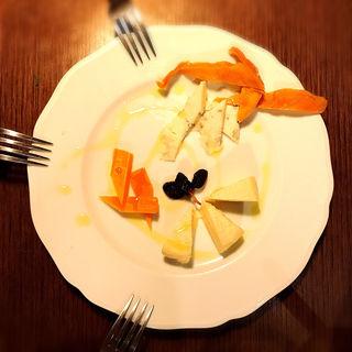 自家製チーズ(ekao)